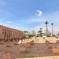 Мечеть Кутубия и её минарет