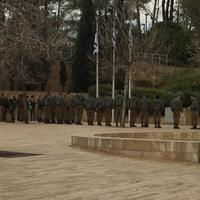 Мемориал жертв холокоста Яд Вашем