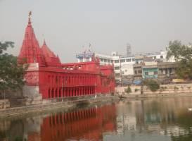 Monkey Temple (Durga Temple)