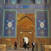 Royal Mosque (Masjid-i-Shah)