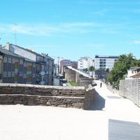 The Roman Walls of Lugo