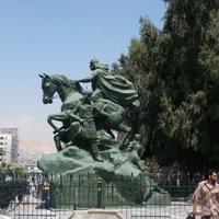 Saladin (Selahedîn) Statue
