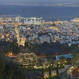 Порт Хайфа