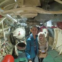 Monkasel (Submarine Monument)