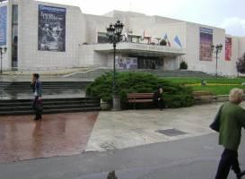 Serbian National Theatre in Novi Sad