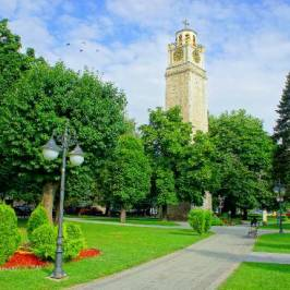 The Bitola Clock Tower