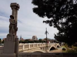 Старое русло реки Турия