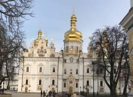 Киево-Печерская лавра - пещерный монастырь