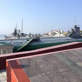 Мемориальная гвардейская краснознаменная подводная лодка С-56 (Mузей)