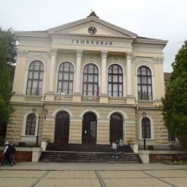 First high school in Kragujevac (Kragujevacka gimnazija)