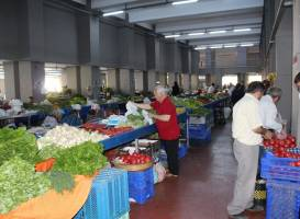 Marmaris Thursday Market