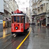 Galatasaray Tram