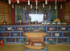Храм Хаедонг Йонггунг