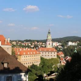 Исторический центр города Чески-Крумлова