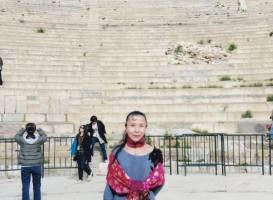 The Roman theatre of Carthage