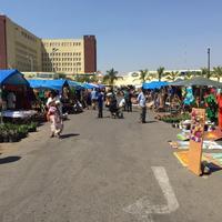 Sunday Crafts Market