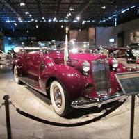 Royal Automobile Museum & King Hussein Garden Tour