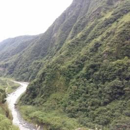 Ruta de las cascadas