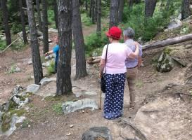 Engolasters Lake-Les Pardines Path