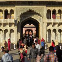 Diwan-e-Aam Hall of Public Audience