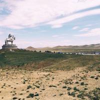 Туристический комплекс Монумент Чингисхану