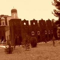 Душанбинский зоопарк и ботанический сад