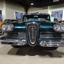 Sharjah Classic Car Museum