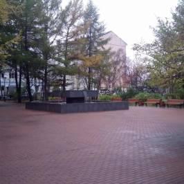 Памятник жертвам интервенции