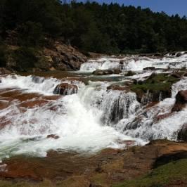 Pykara Lake and Pykara Falls