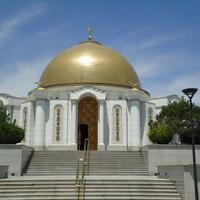 Мечеть Туркменбаши Рухы, Кипчак
