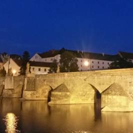 Pisek Stone Bridge