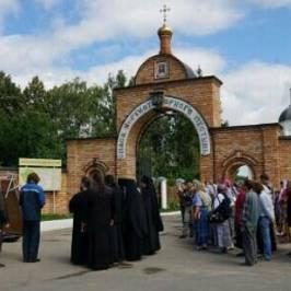 Мужской монастырь Спаса Нерукотворного пустынь