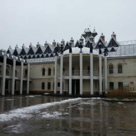 Памятник Белому Биму Черное Ухо