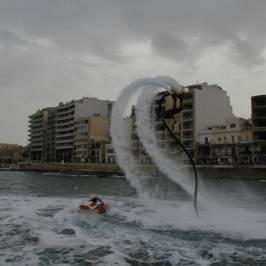Flyboard Malta