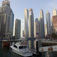 Яхт-клуб Дубай Марина