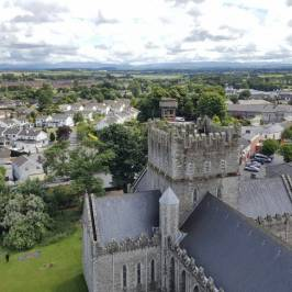 Saint Brigid's Cathedral and Round Tower
