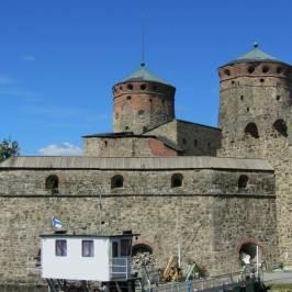 Оперный фестиваль в крепости Олавлинна