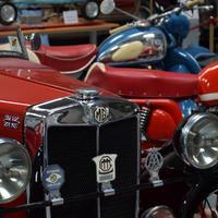 Manro Classic Auto & Musik Museum