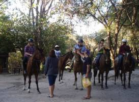 Ride Zambezi Private Trails