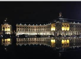 Водяное зеркало в Бордо