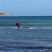 Surfing Malta