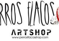 Perros Flacos Art Shop