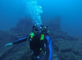EOLOSUB Diving