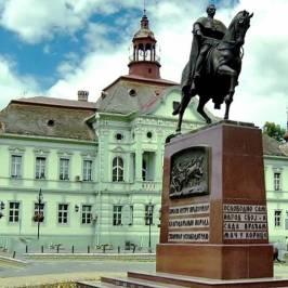 Peter I of Yugoslavia Monument