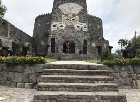 Museo Templo del Sol Pintor Ortega Maila