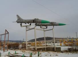 Мемориал погибшим авиаторам