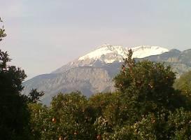 Tahtalı Mountains