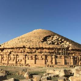 Mausoleo Real Numida de Medracen
