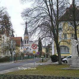 Pravoslavny Kostel Sv. Olgy