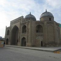 Мавзолей шейха Муслехеддина